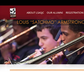 Louis Armstrong Summer Jazz Camp