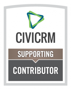 CiviCRM Supporting Contributor