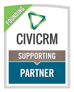 CiviCRM Supporting & Founding Partner Badge